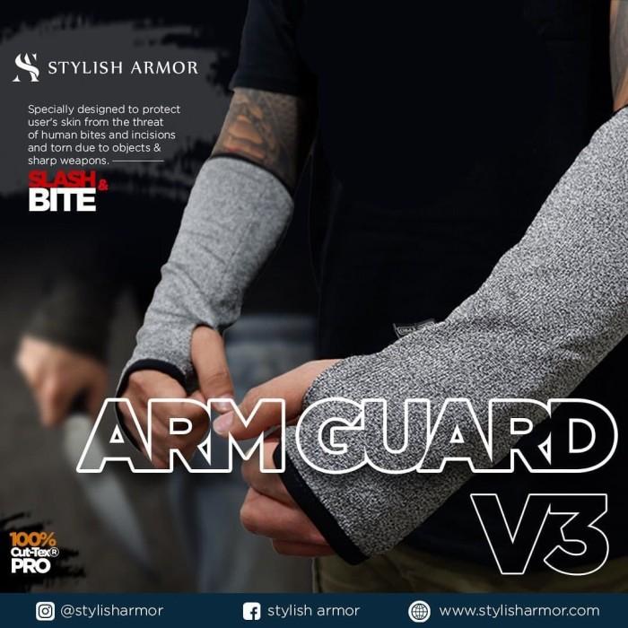 Foto Produk Stylish Armor Armguard V3 , Pelidung Tangan V3 - M dari STYLISH ARMOR