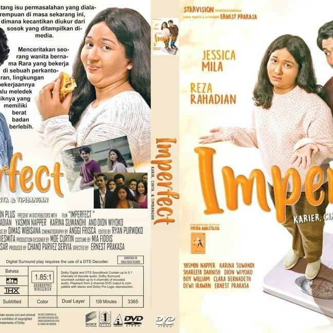 Foto Produk Dvd ori Imperfect dari anita os