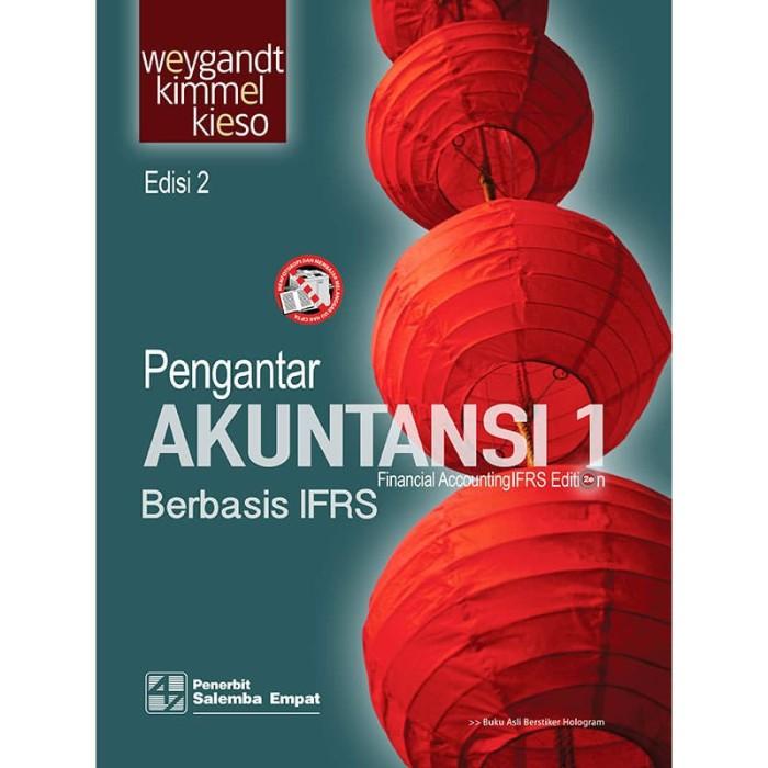 Jual Pengantar Akuntansi 1 Berbasis Ifrs E2 Jerry J Weygandt Paul D Ki Kota Yogyakarta Mitra Abadi Buku Tokopedia