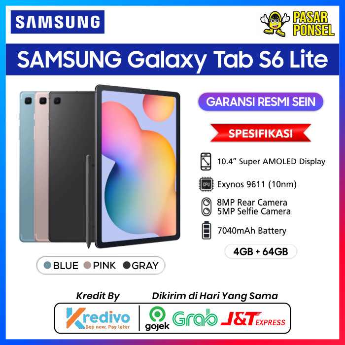Samsung Tab S6 Lite Harga Ram 3