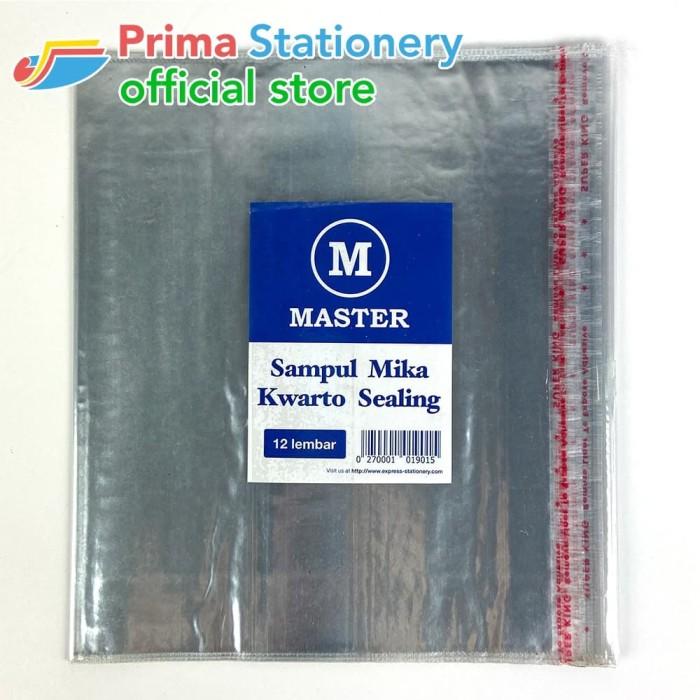Foto Produk Sampul Buku Mika Kwarto Sealing dari Prima Stationery