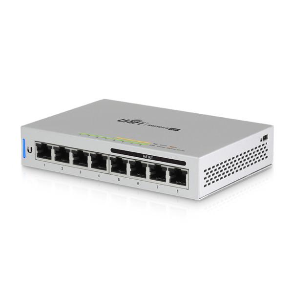 Foto Produk Ubiquiti PoE-Switch 8 Port 60W dari IT-SHOP-ONLINE