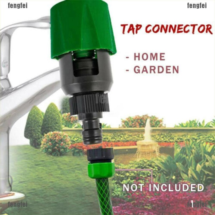 Jual Kitchen Mixer Tap Faucet To Garden Hose Pipe Connector Adapter Jakarta Barat Wikapi Tokopedia