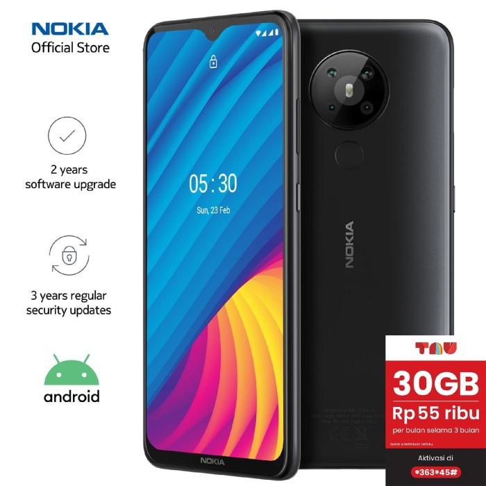 Foto Produk Nokia 5.3 - Charcoal dari Nokia Official Store