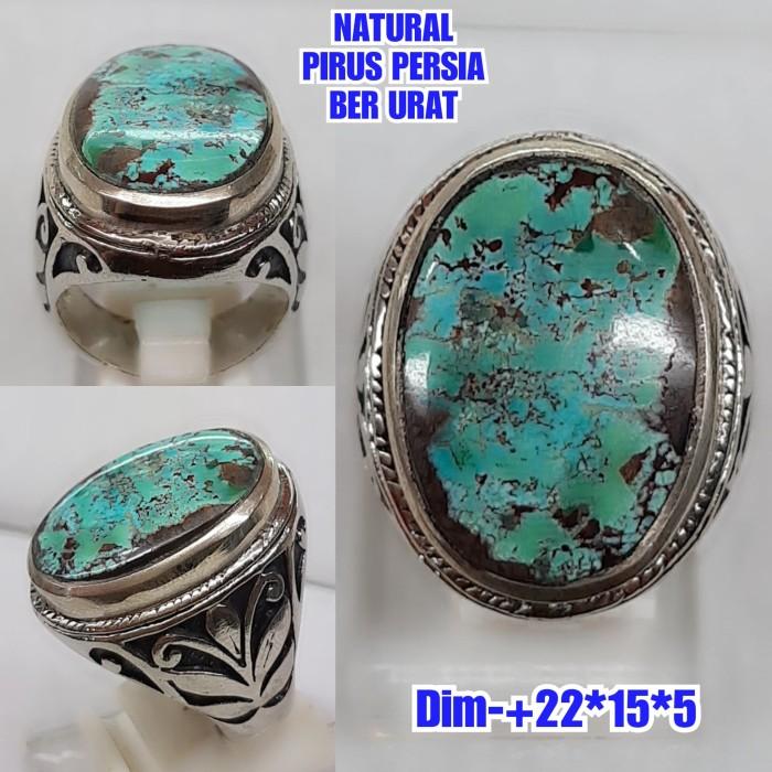 Foto Produk NATURAL BATU PIRUS PERSIA C35 dari arjuna cincin