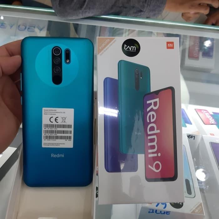 Jual Xiaomi redmi 9 ram 3/32 Gb , garansi resmi - Jakarta ...