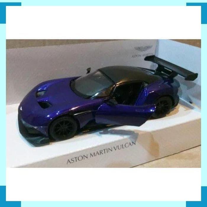 Jual Ez Miniatur Diecast Mobil Aston Martin Vulcan Warna Ungu Jakarta Selatan C M C Tokopedia