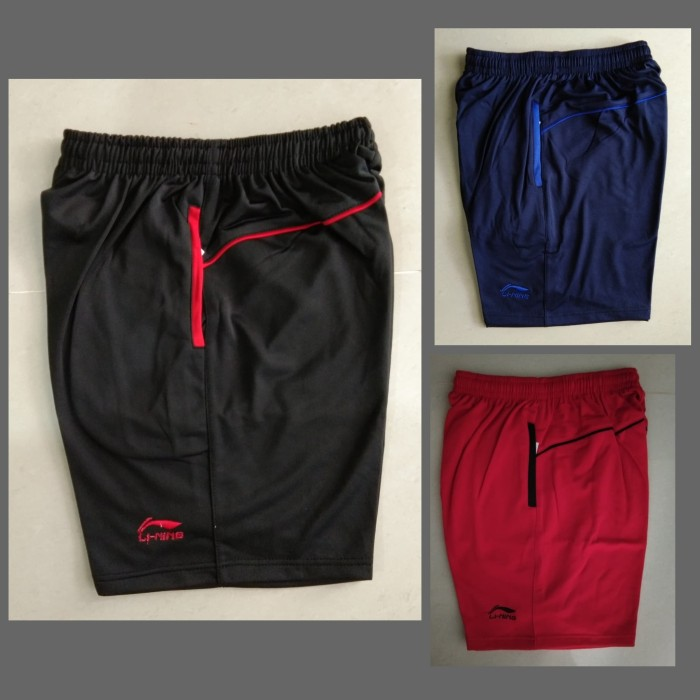 Foto Produk celana badminton lining celana bulutangkis CBL06 dari kinan sport