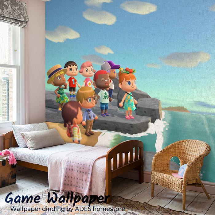 Foto Produk Wallpaper Dinding Game - Animal Crossing - Reguler dari ADES homestore