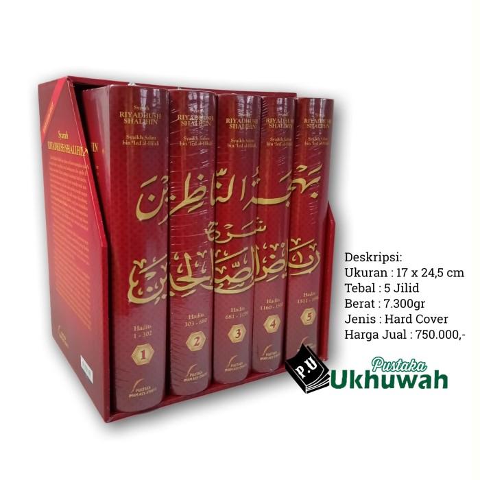 Foto Produk Syarah Riyadhus Shalihin Set 1-5 dari TB. Ukhuwah