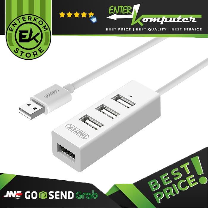 Foto Produk Unitek USB 2.0 4Port HUB - Y2146 dari Enter Komputer Official