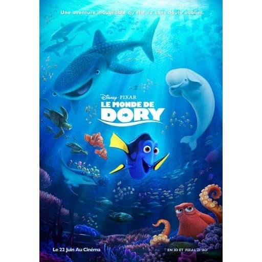 Jual Dvd Film Finding Dory 2016 1080p Kab Kediri Galaxy Film Tokopedia