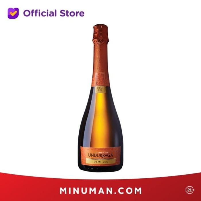 Foto Produk Undurraga Demi Sec 750ml dari minuman_com