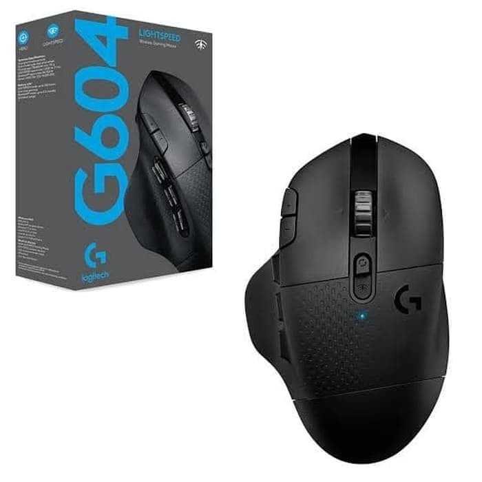 Foto Produk Mouse Logitech Gaming G604 G 604 Lightspeed Wireless Mouse Gaming dari PojokITcom Pusat IT Comp