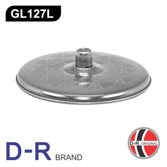 Foto Produk Tutup Gelas Stainless Besar Diameter 10cm IDEAL GL127L dari IDEAL Official