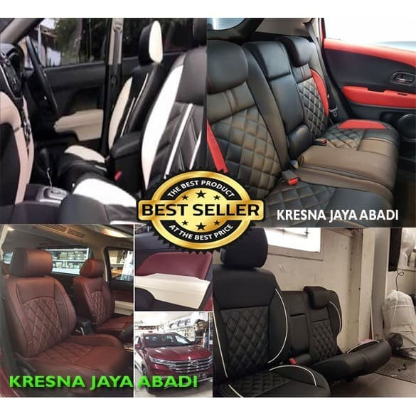 Foto Produk SARUNG JOK ALL NEW TERIOS 2018 FREE KARPET* dari KRESNA CAR ACCESORIES