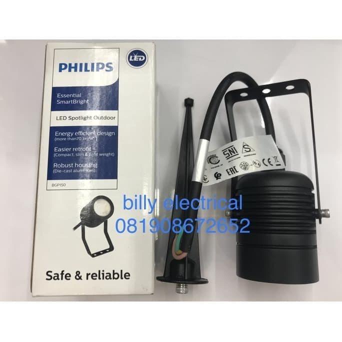 Jual Philips Bgp150 6w Led400 Lampu Taman Led Outdoor 45d Gm Smartbright Jakarta Selatan Flaminggo25 Tokopedia
