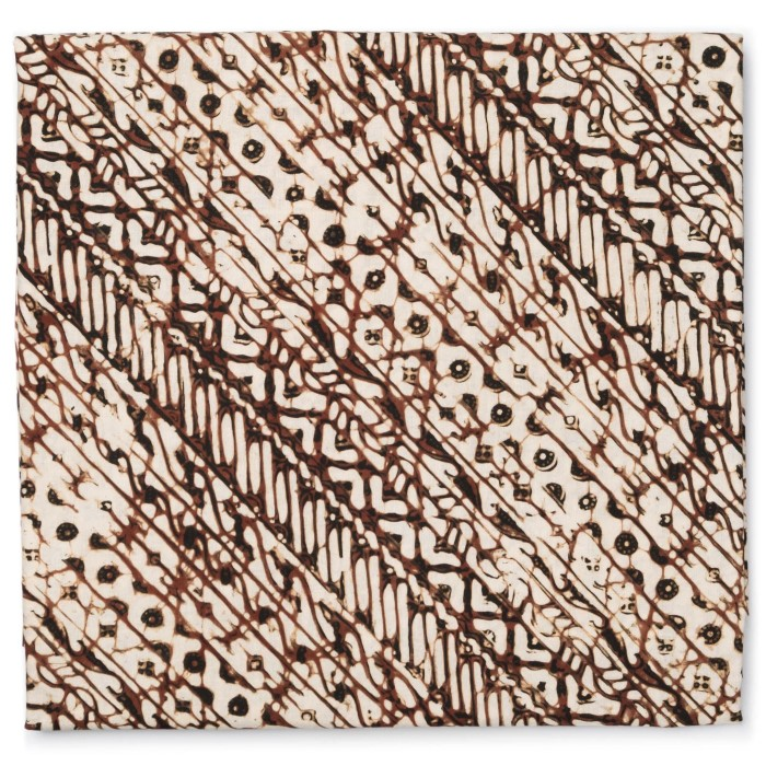 Foto Produk Kain Batik Cap Jogja Klasik Motif Udan Liris dari Kainusa