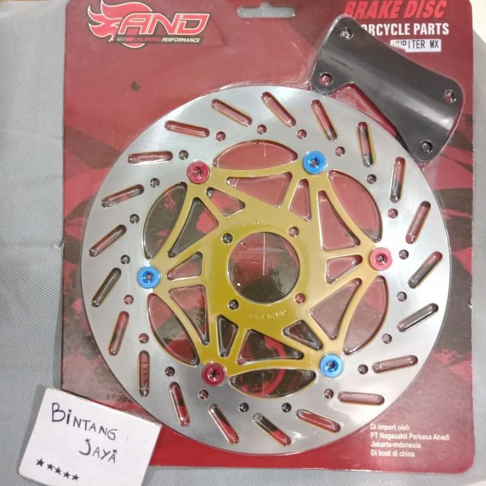 Foto Produk PIRINGAN CAKRAM DEPAN JUPITER MX JUPITER Z VEGA R NEW LEBAR BULAT dari pangestika motor