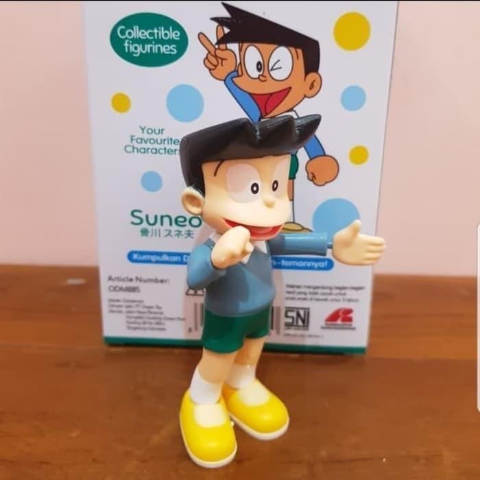 Foto Produk Mainan Figure Suneo - Miniatur Pajangan Serial Doraemon Action Anak dari MAG TOYS