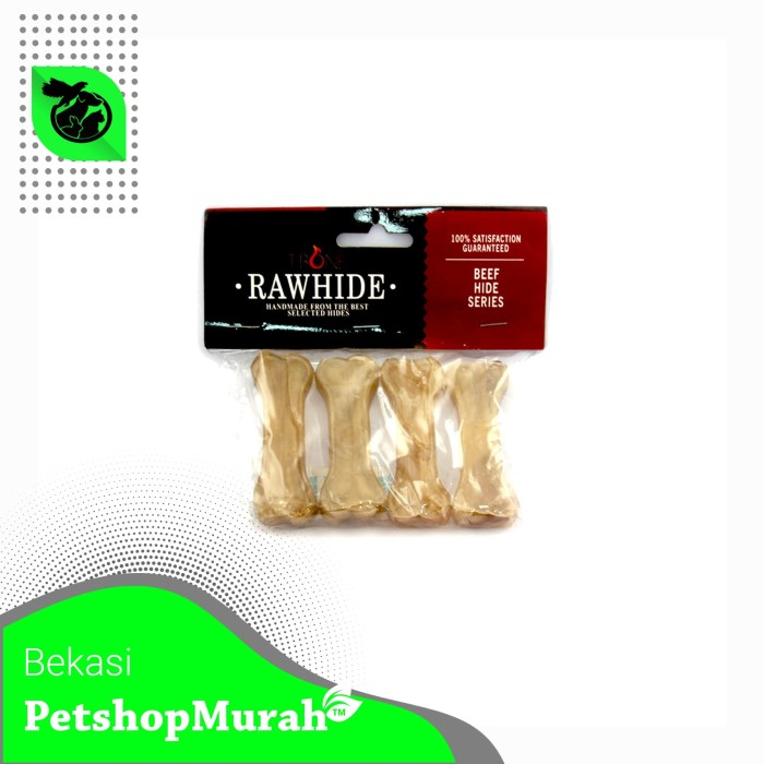 Jual T Bone Dog Rawhide Pressed Bone Tulang Buatan Gigitan Doggy Bones Beasr T Kb 4 Kab Bekasi Petshop Murah Bekasi Tokopedia