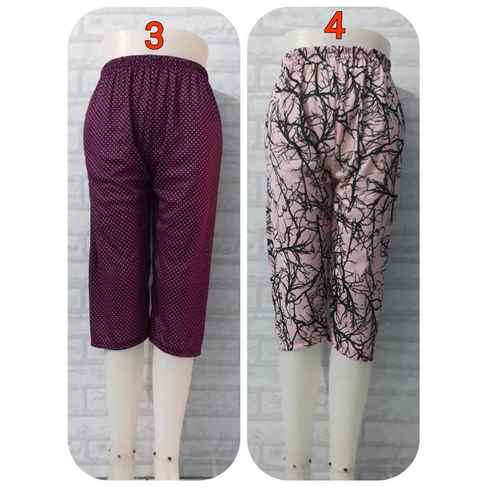 Jual Celamis Harian Pendek Standard Motif Abstrak 4 Loss Kota Depok Grosir Kulot Legging Tokopedia