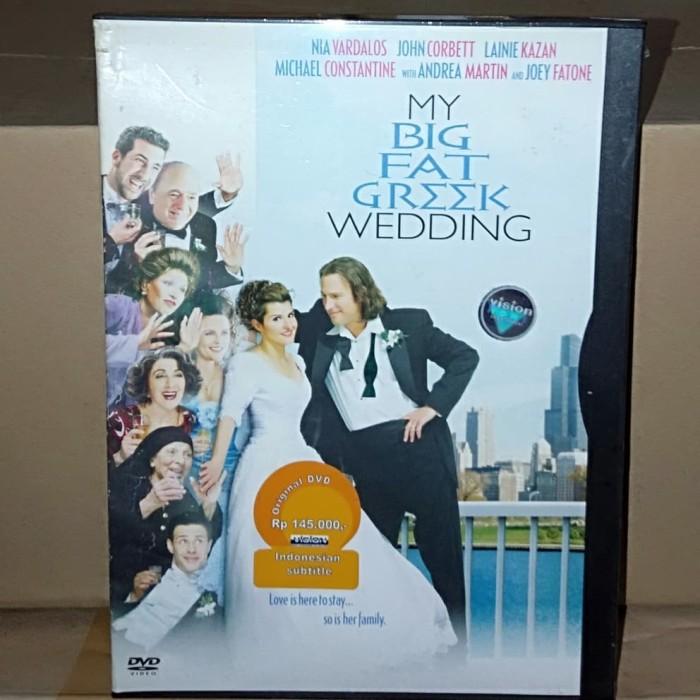Jual Dvd My Big Fat Greek Wedding Original Jakarta Utara Filmoriginal Tokopedia
