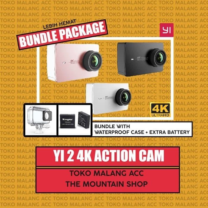 Foto Produk Xiaomi Yi 2 4k Paket Gowes dari THE MOUNTAIN SHOP