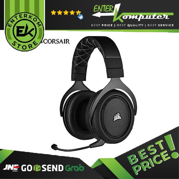 Foto Produk Corsair HS70 PRO Wireless (Carbon) / Headset Gaming dari Enter Komputer Official
