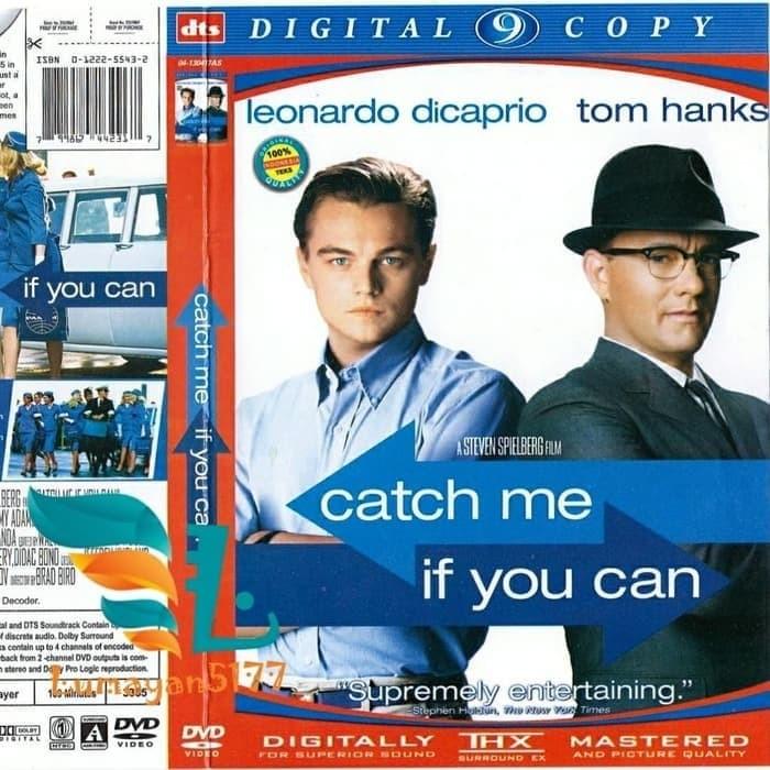 Jual Dvd Film Biography 2002 Catch Me If You Can Jakarta Timur Lumayan 5177 Tokopedia