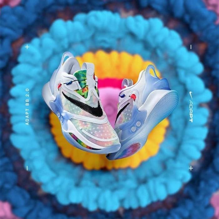 Jual Nike Adapt Bb 2 0 Tie Dye Kota Kediri Vaksow Original Tokopedia