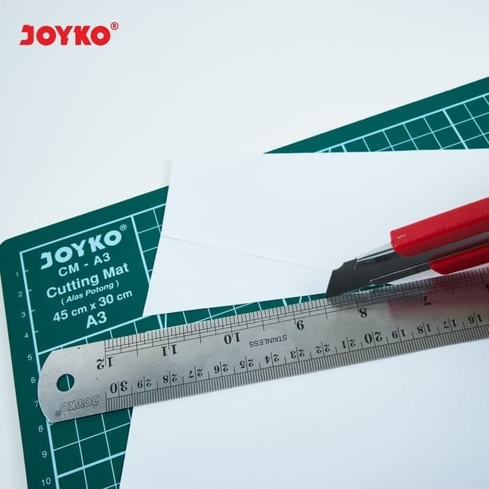 Foto Produk JOYKO CUTTINGMAT ALAS PEMOTONG UKURAN A3 45 X 30 CM MURAH dari Sentral Stationery