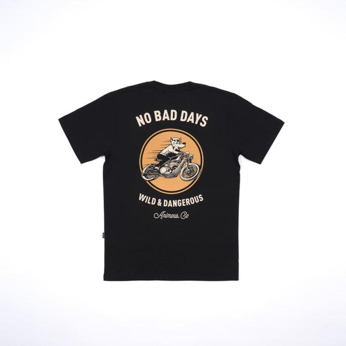 Foto Produk Animous Kaos Tshirt No Bad Day - S dari Animous Official