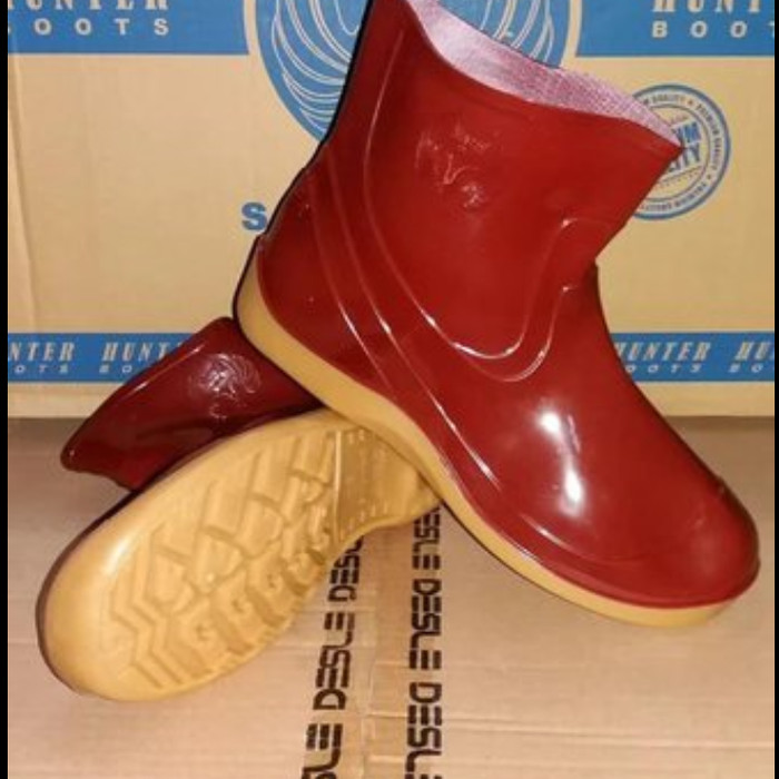 Foto Produk sepatu pendek wanita pria hunter relaks mirip ap 2005 25 - 28 - Hijau, uk 27 cm dari Sentral Stationery