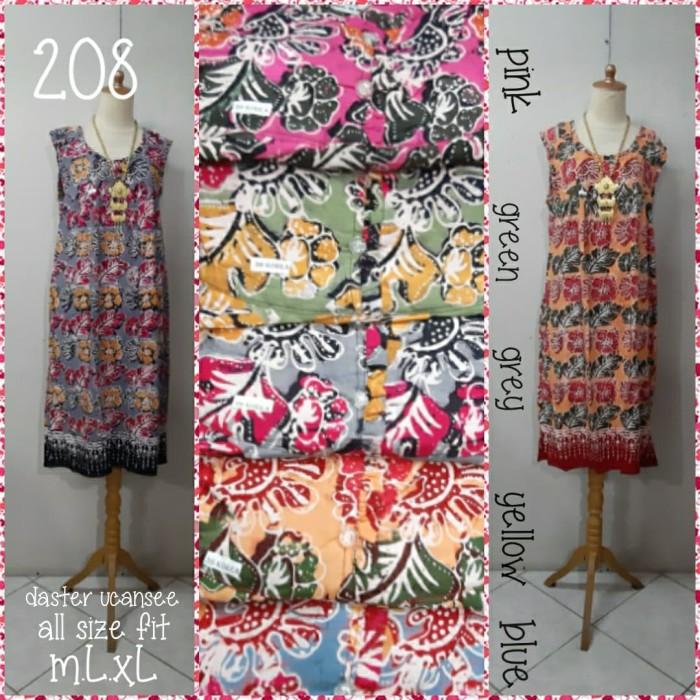 Foto Produk Daster ucansee katun batik premium(adem.lembut)all size fit to m.L.xL dari Winnie Collection