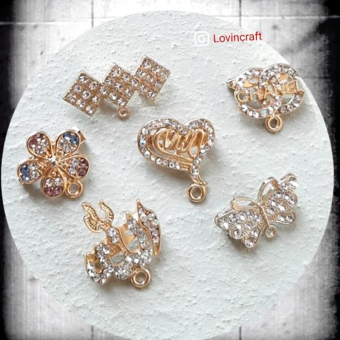 Foto Produk Bros jilbab LC Mini Dagu Golden dari Lovincraft