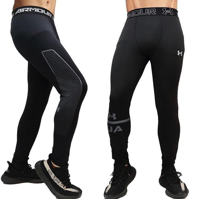Jual Ready Stock Premium Celana Legging Sport Pria Panjang Cowo Gym Fitness Kab Tangerang Febriana Sports Tokopedia