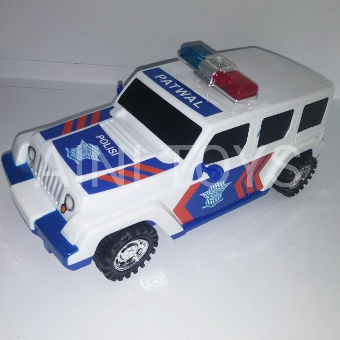Jual Mainan Anak Mobilan Polisi Kab Bogor Aini Toys Store Tokopedia