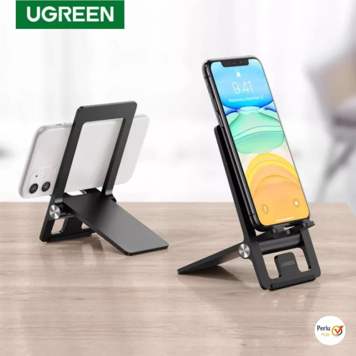 Foto Produk Ugreen Phone Stand Foldable Adjustable Phone Holder dari Perlu Ada