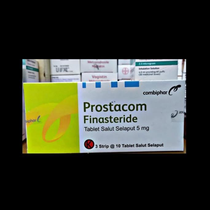 Jual Original Protascom Finasteride 5mg Berkualitas Jakarta Pusat Swike Store Tokopedia