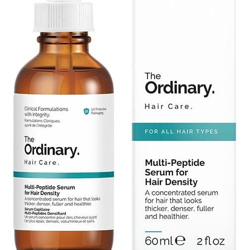 Jual Diskon The Ordinary Multi Peptide Serum For Hair Density Berkualitas Kota Bekasi Sistashop Tokopedia