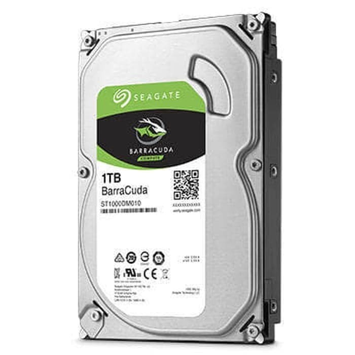 """Foto Produk Harddisk 3.5"""" Seagate 1 TB Sata Internal utk PC dari Persada Computer"""