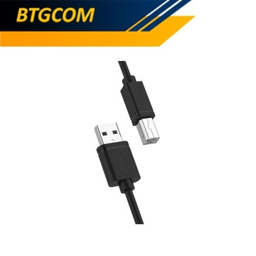 Foto Produk Kabel USB 2.0 Printer 1m Unitek Y-C430GBK dari BTGCOM