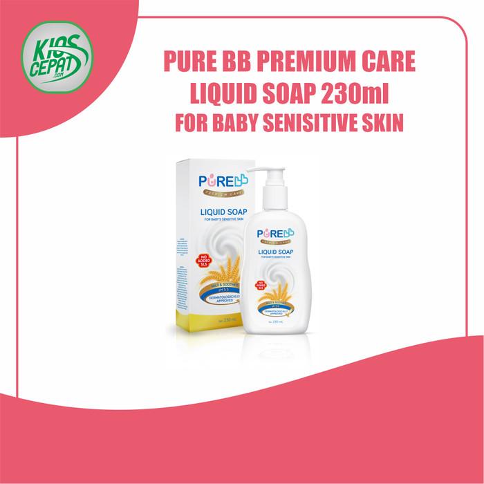 Foto Produk Pure BB Liquid Soap 230ml dari KiosCepat