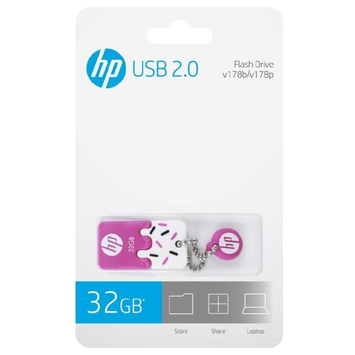 Foto Produk FLASHDISK HP V178p - 32gb dari HP Storage Official