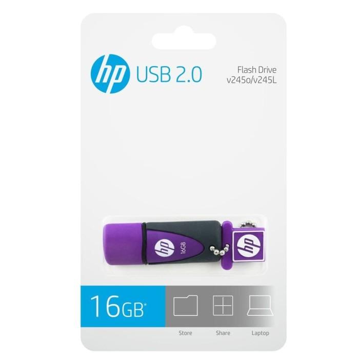 Foto Produk FLASHDISK HP V245u - 16gb dari HP Storage Official