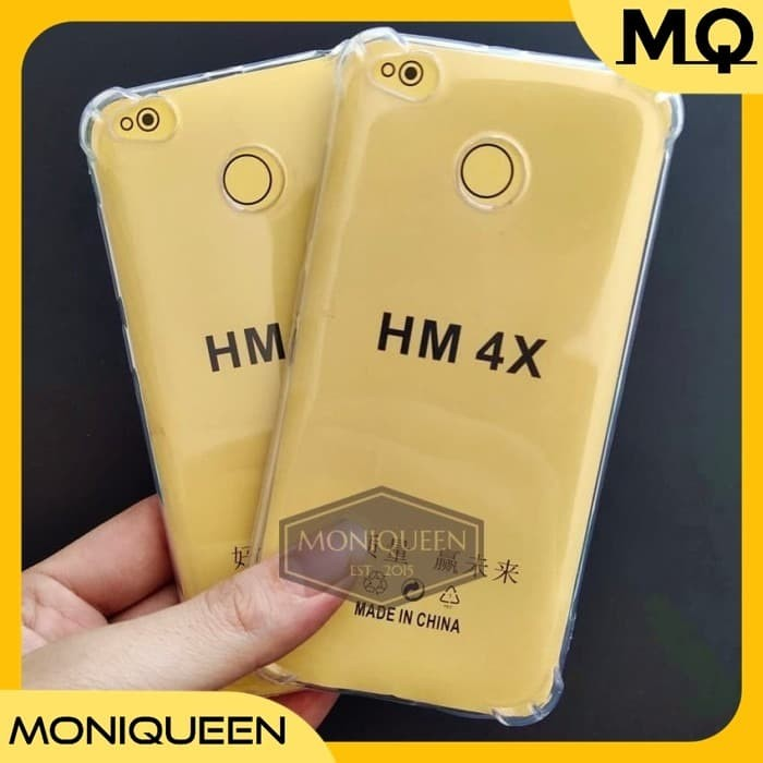 Foto Produk Xiaomi Redmi 4X Anti Crack Case Casing / Anticrack case dari MoniQueenShop