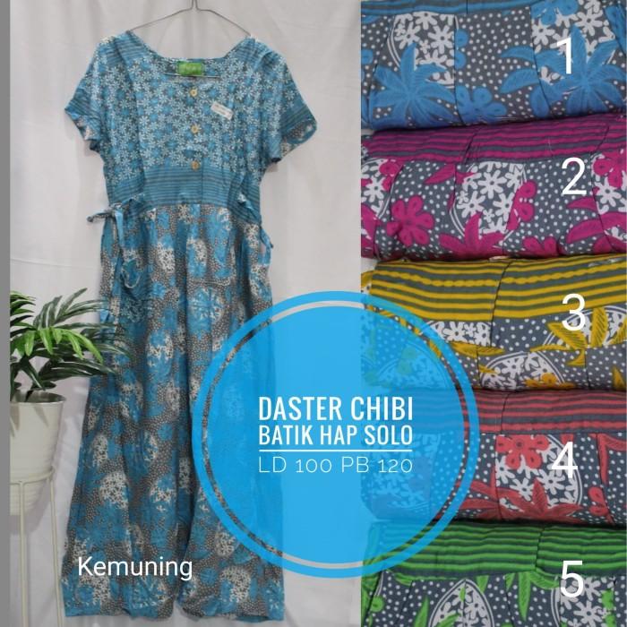 Foto Produk Daster Cibi Lengan Batik HAP Solo dari Zahrah-Olshop