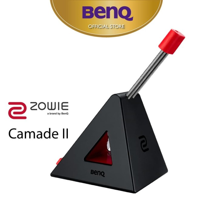 Foto Produk Mouse Bungee BenQ ZOWIE CAMADE 2 Black Cable Management Device dari BenQ Official Store