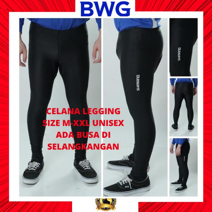 Jual Celana Legging Sepeda Celana Busa Celana Sepeda Celana Shimano Unisex Kota Tangerang Bestimportchina Tokopedia